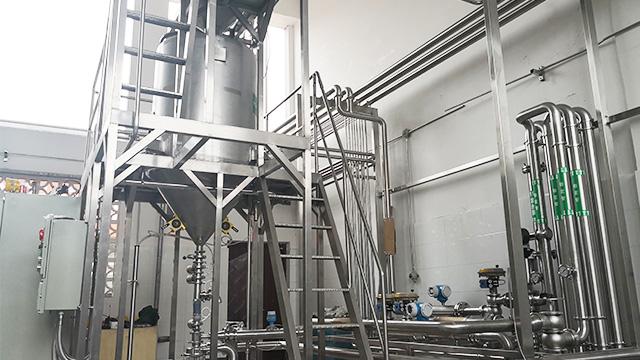罐群配套活性炭添加输送系统RMTST系列