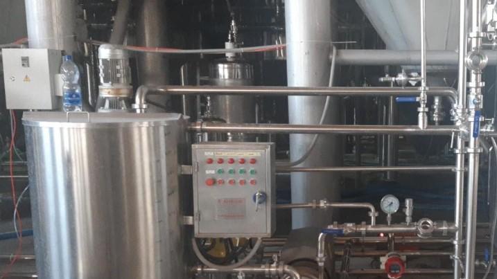 乌兹别克斯坦啤酒厂使用现场