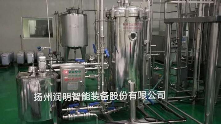 圆盘过滤机在宁波蓝莓汁的过滤应用