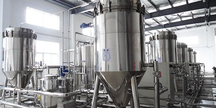润明分享白酒冷冻过滤机节能、便捷的主要体现!