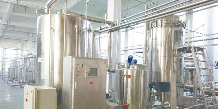 润明分享白酒冷冻过滤机的操作规程!