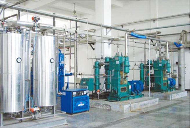 自动二氧化碳回收装置EH系列