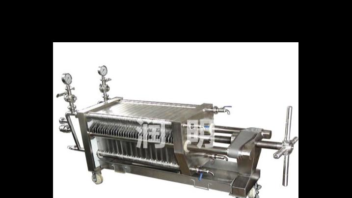 硅藻土过滤机在鲜果榨汁中的使用