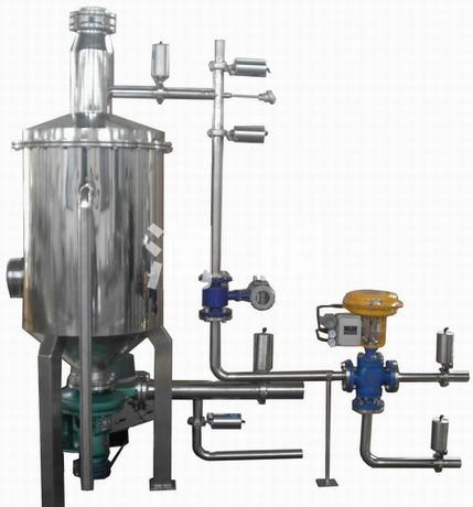 DFT淀粉调浆系统