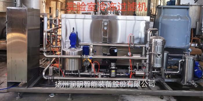 实验室小型过滤机适用于各种场景