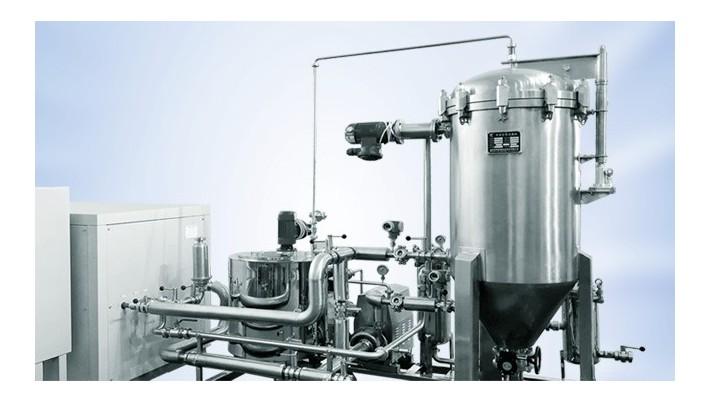浅述冷冻过滤机有哪些功能特点