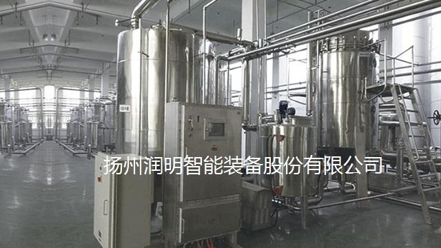 间冷式白酒冷冻过滤机RMBG系列