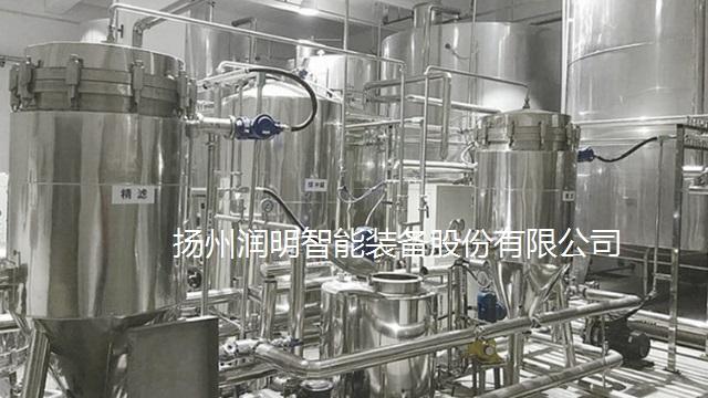 间歇式白酒冷冻过滤机RMBG系列