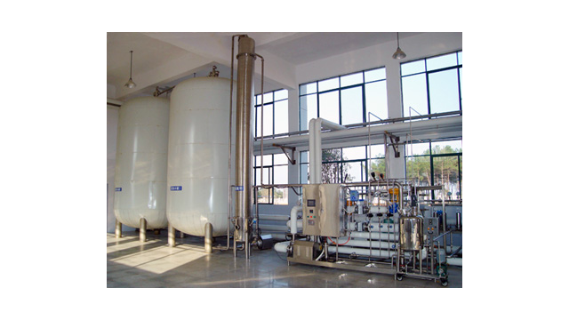 冷法塔式脱氧稀释机