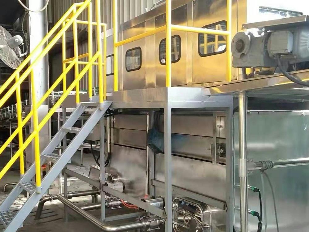 RMYPL系列啤酒瓶预喷淋系统