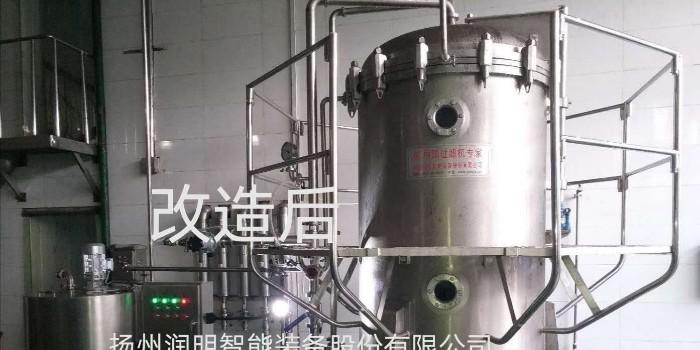 我公司承接过滤机改造升级业务