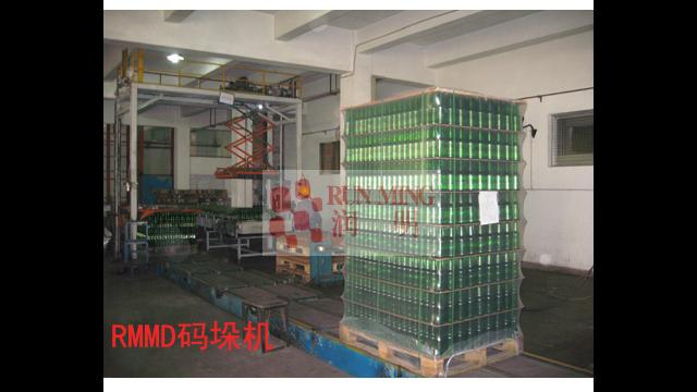 RMMD系列玻璃瓶码垛机