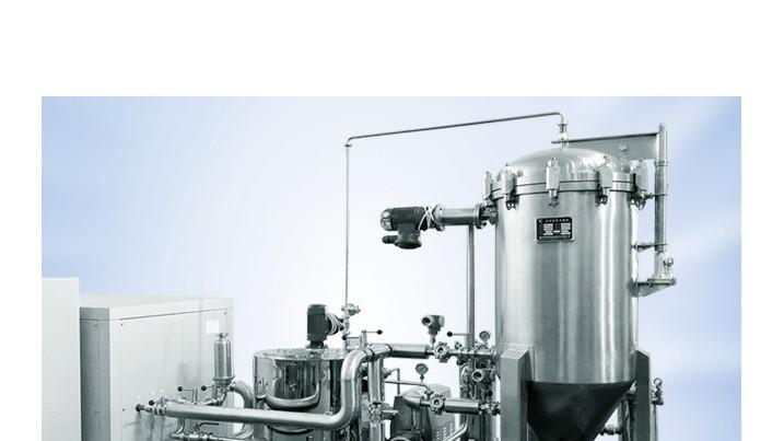 分析冷冻过滤机设备的使用优势